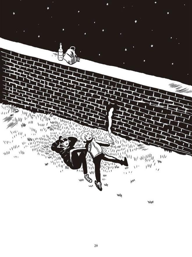 HQ do Dia | O Muro – Fraipont e Bailly