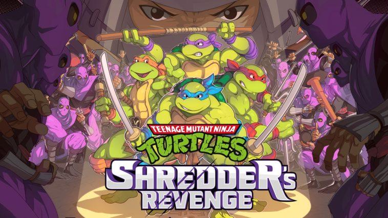 Teenage Mutant Ninja Turtles é anunciado para Switch