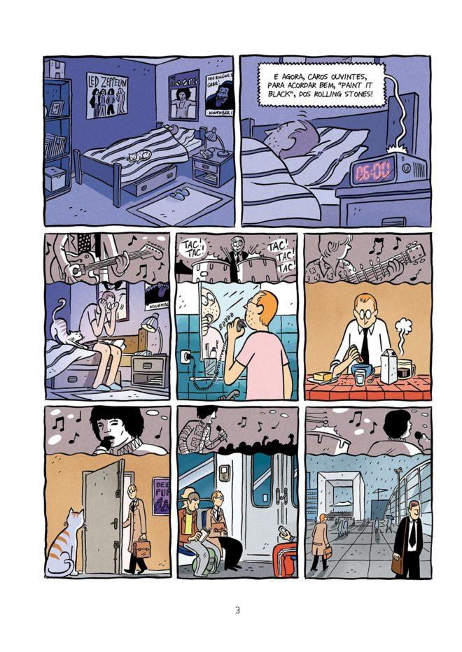 HQ do Dia | Duas Vidas – Fabien Toulmé