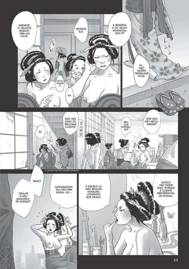 HQ do Dia   O Último Voo das Borboletas – Kan Takahama