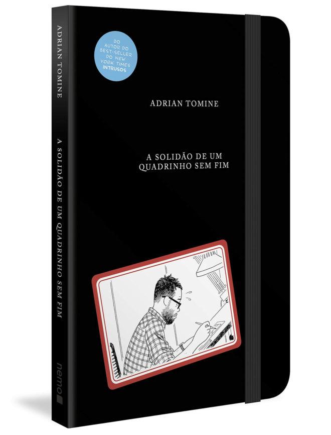 HQ do Dia | A Solidão de Um Quadrinho Sem Fim – Adrian Tomine