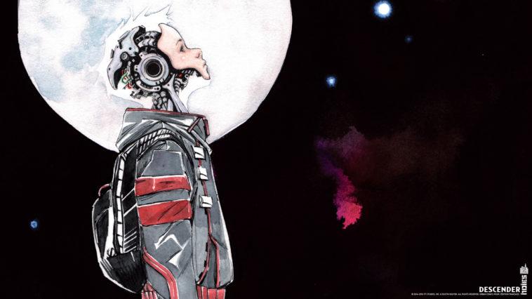 'Lua mecânica', segundo volume de 'Descender', chega às lojas em junho