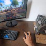 Modo de vibração 'terremoto' melhora experiência nos jogos de FPS