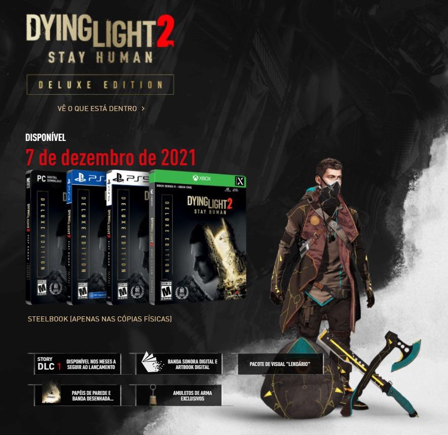 """""""Dying Light 2 Stay Human"""" ganha data de lançamento e gameplay"""