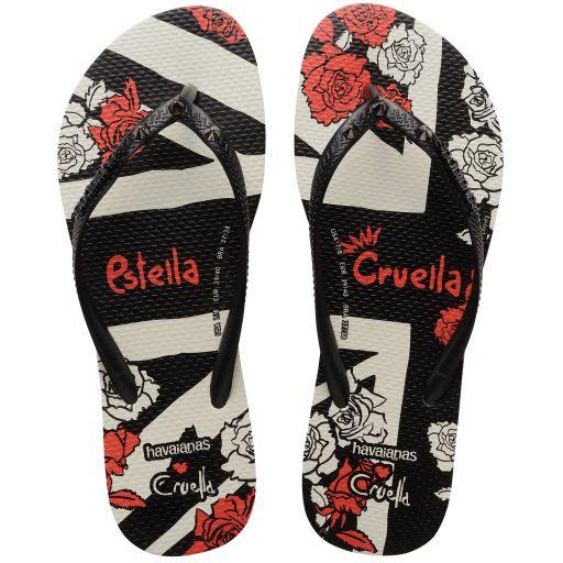 Cruella | Havaianas lança linha inspirada em live action