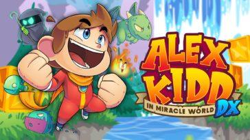 Alex Kidd in Miracle World DX | Uma viagem nostálgica e divertida