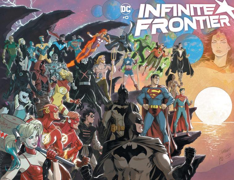 Infinite Frontier   Uma nova fronteira para DC Comics