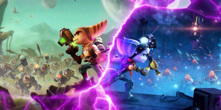 """""""Ratchet & Clank"""" e os principais games de junho"""