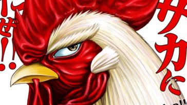 HQ do Dia | Rooster Fighter - O Galo Lutador - Syu Sakuratani
