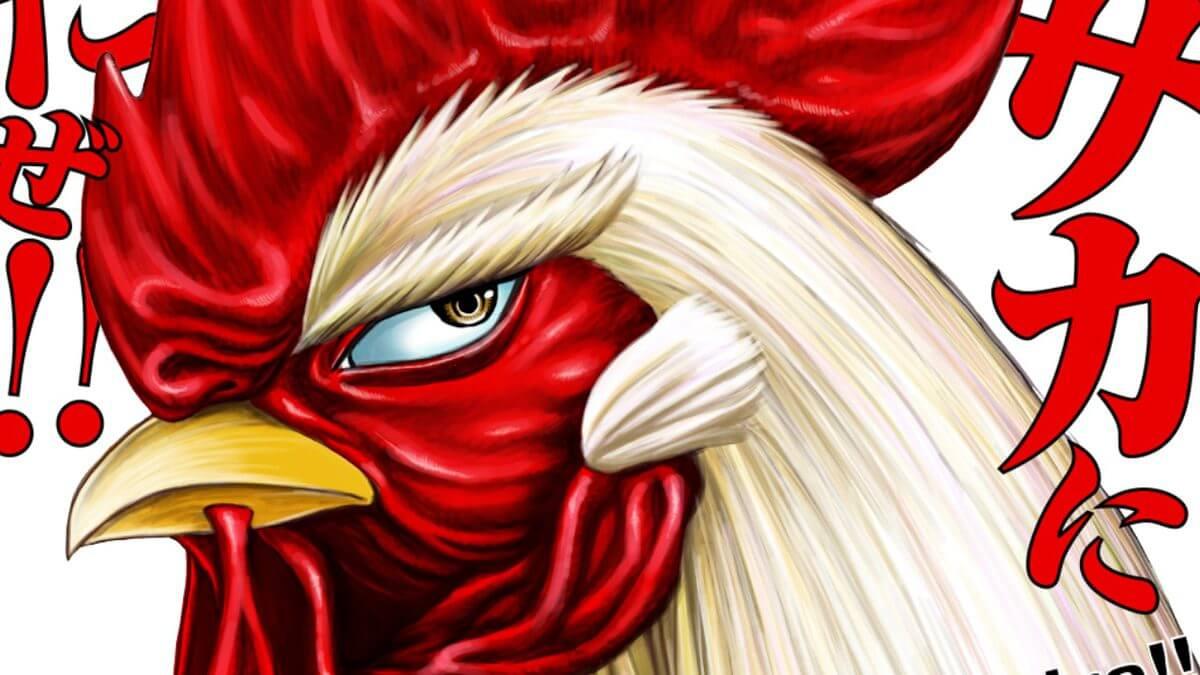 HQ do Dia   Rooster Fighter - O Galo Lutador - Syu Sakuratani