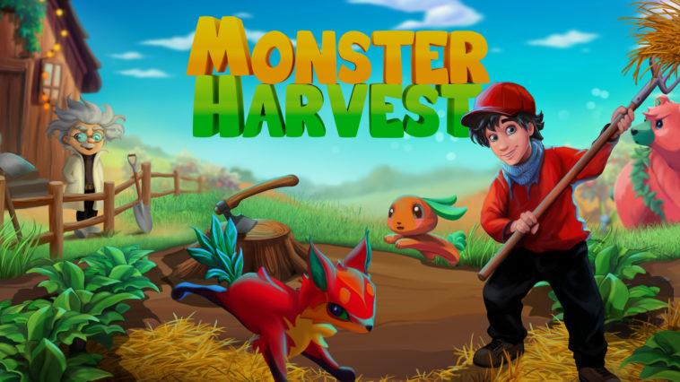 Monster Harvest | Um game de simulação divertido e relaxante