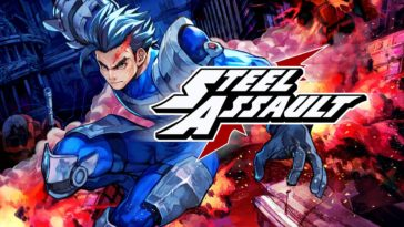Steel Assault | Game chega 28 de setembro para PC e Switch