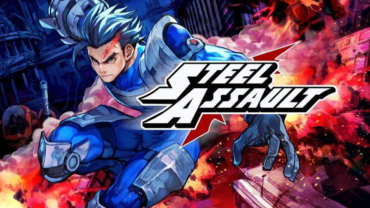Steel Assault   Game chega 28 de setembro para PC e Switch
