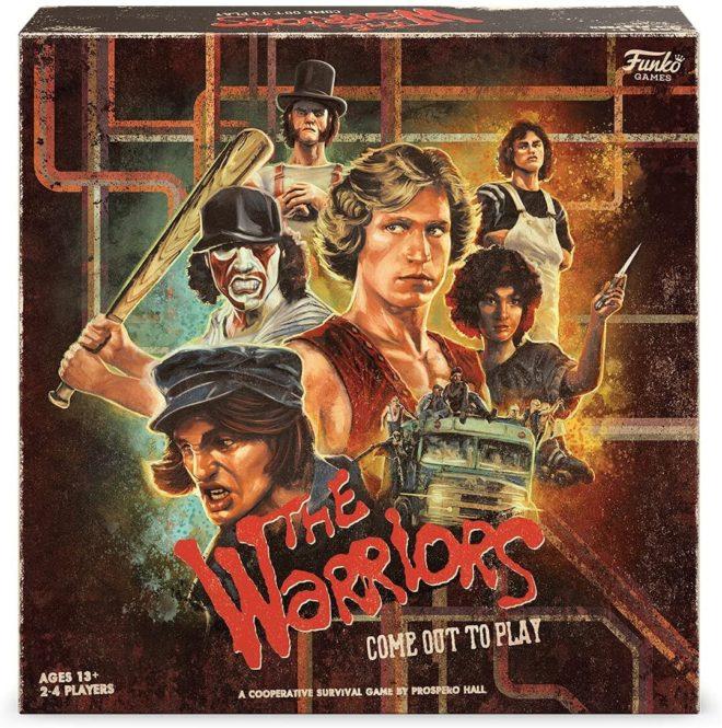 The Warriors (1979)   Filme ganha jogo de tabuleiro produzido pela FUNKO