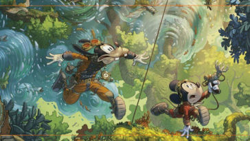 'Mickey e o Oceano Perdido' e as principais HQs de outubro