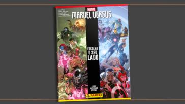 Super-heróis e vilões da Marvel se enfrentam em novo álbum da Panini