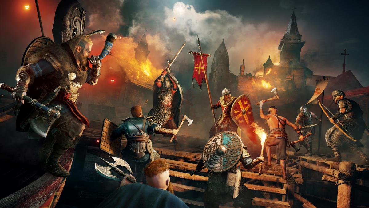 "O que podemos aguardar de ""Assassin's Creed Valhalla"""