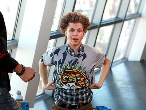 Michael Cera e sua estranha sina de ficar engraçado em qualquer foto